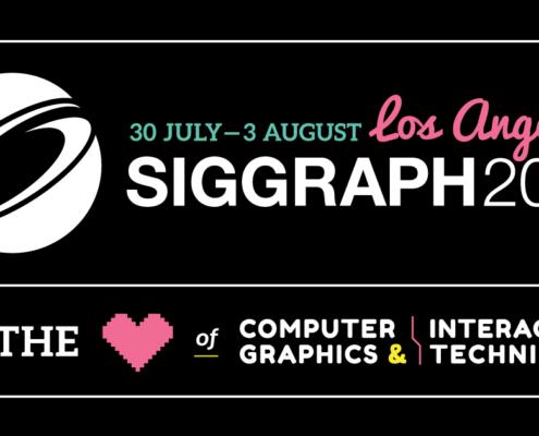 SIGGRAPH 2017 logo