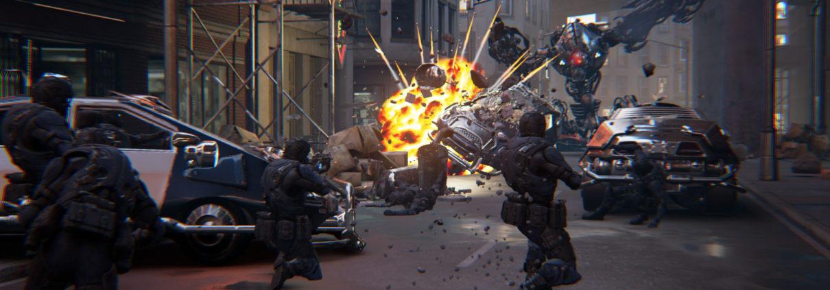 """Showdown"" by Epic Games"